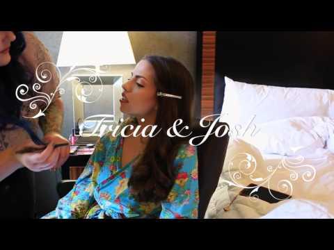 Tricia & Josh Feature Wedding Video Carousel Museum Bristol CT