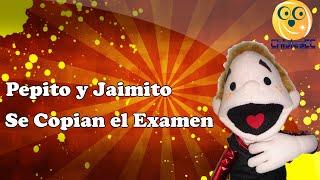 Chiste Corto - Pepito y Jaimito se Copian el Examen