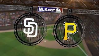8/9/14: Padres edge Bucs to hand Stults his fifth win