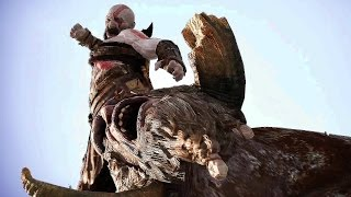 God of War4 Gameplay Trailer | The Gamer|