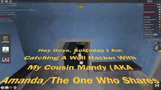 Finding A Hacker In Roblox Murder Mystery 2!! ~Zip Gaming~