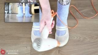 Como Alargar os Sapatos em 5 Minutos