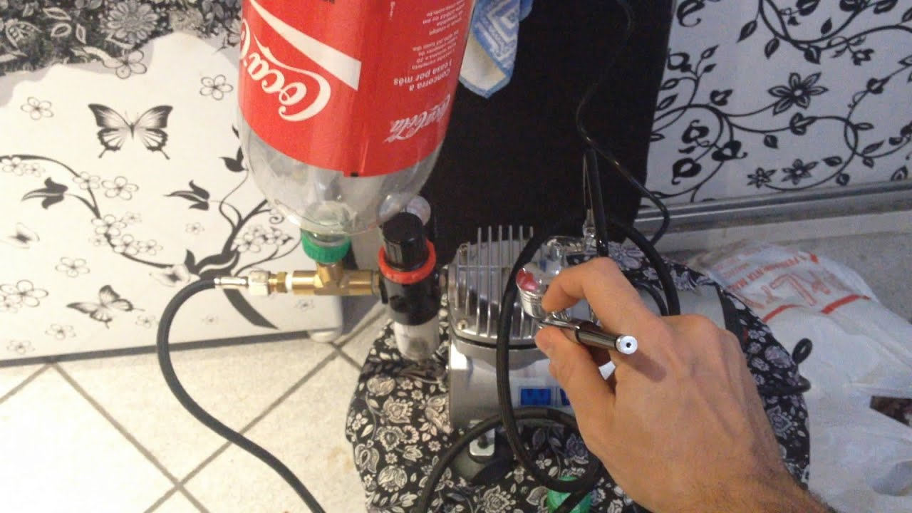 how to use a air compressor