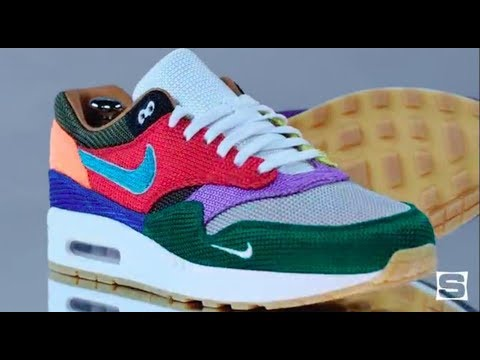 The Exclusive Air Max Born at Nike's Custom Design Studio One of