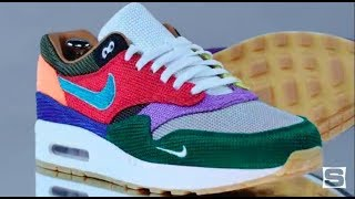 The Exclusive Air Max Born at Nike's Custom Design Studio | One of One