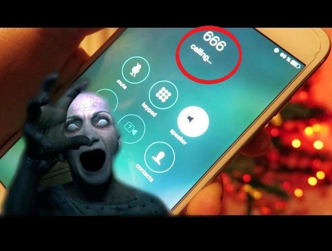 Download Am sunat la 666 noaptea si s-a luat curentul in casa !!!