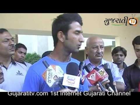 Pujara Sports Academy - Interivew with Cheteshwar Pujara