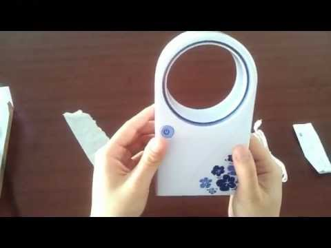 USB Mini Fan From OBOstore