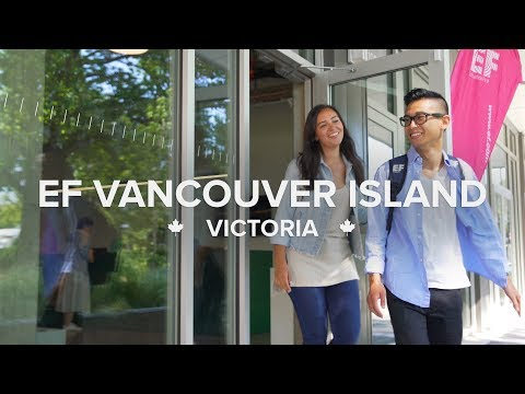 EF Vancouver Island, Victoria – Campus Tour