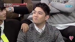 when kangin is funny
