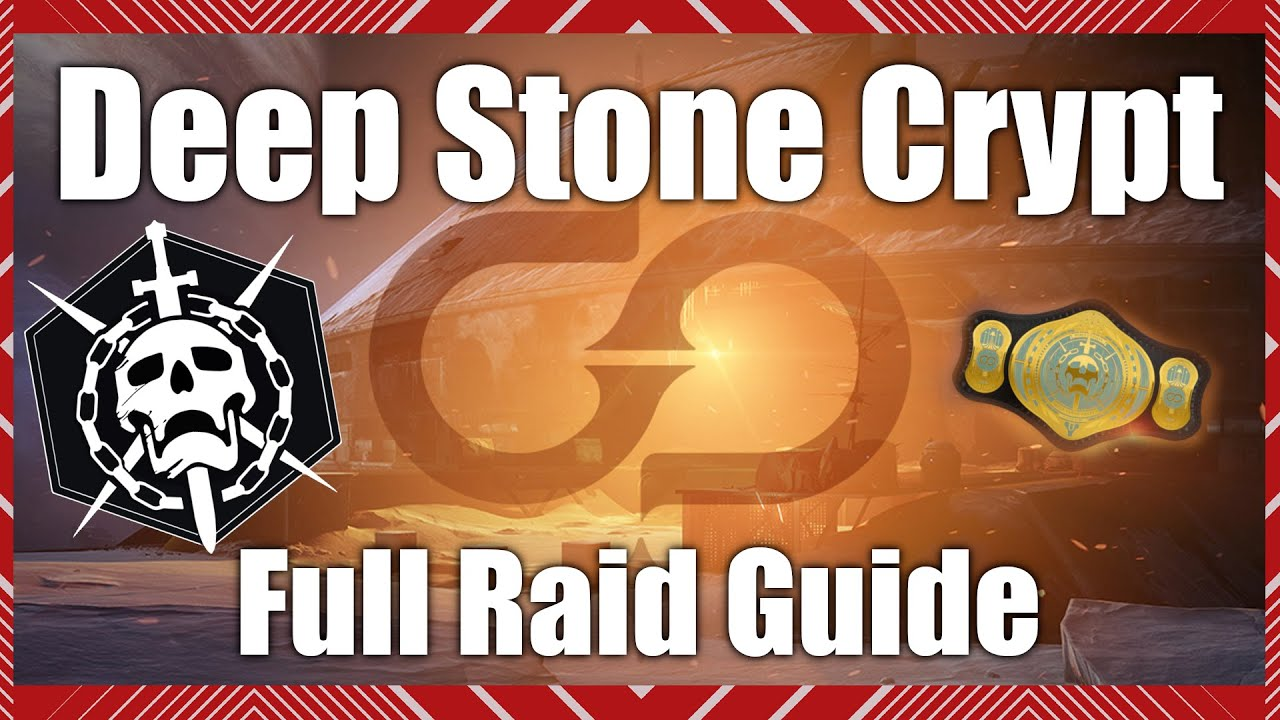 Download Deep Stone Crypt Raid Guide! | Destiny 2 | FULL Guide | ALL Encounters | DSC