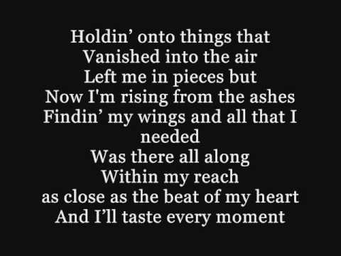 David Cook Time of My Life Lyrics