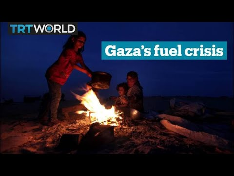 Gaza has only 10 days of fuel left