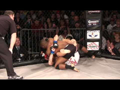 BRIAN HALL V/S JEREMY WALLACE  - MidSouth MMA Championships III