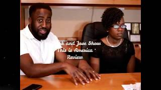 Childish Gambino This is America Wife's Reaction and Review