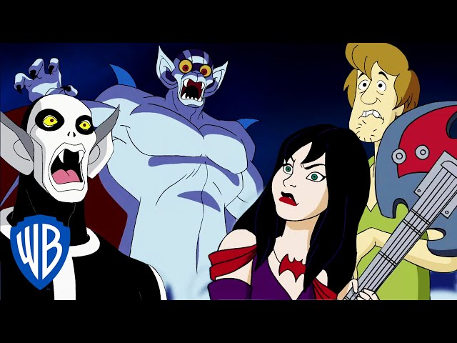 Scooby-Doo! | Yowie Yahoo in Scooby-Doo! and the Legend of the Vampire | WB Kids