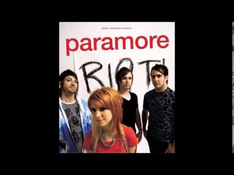 Paramore - Misery Business Audio