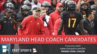 Top 10 Maryland Football Head Coach Candidates To Replace D.J. Durkin In 2019