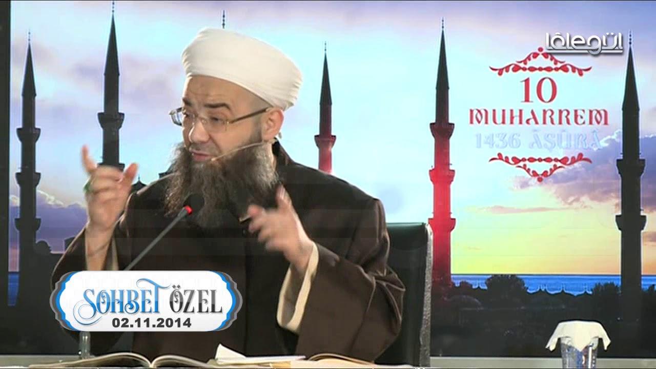 2 Kasım 2014 Tarihli Hiranur Vakfı Aşura Gecesi Sohbeti  - Cübbeli Ahmet Hoca Lâlegül TV