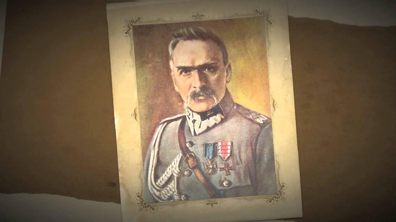 Wiersz Brygadier Piłsudski