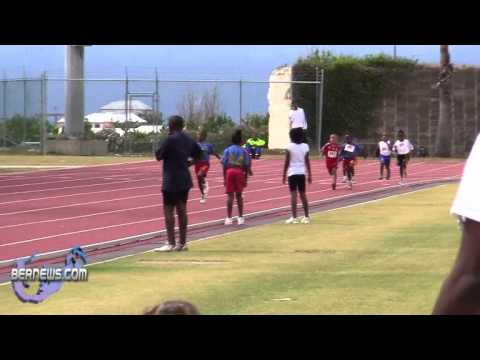 Race At IAAF World Athletics Day National Sports Centre Bermuda May 21 2011