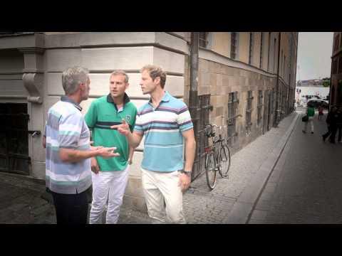 hajo - Stockholm Logbook - Sommer 2015
