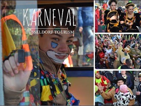 DUSSELDORF KARNEVAL 2015   TRAVEL GERMANY
