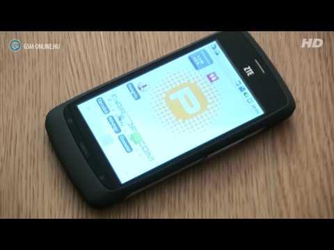 ZTE Blade teszt - GSM online™