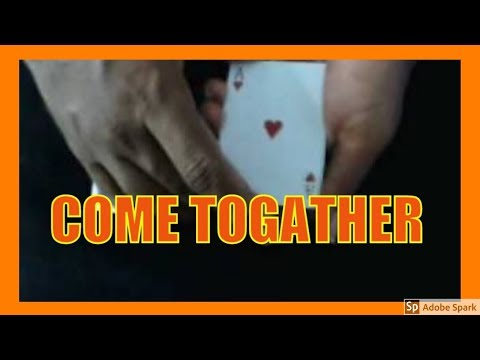 ONLINE MAGIC TRICKS TAMIL I ONLINE TAMIL MAGIC #121 I Come together