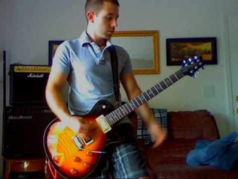 Creed - Rain (guitar Cover)