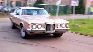 1969 Pontiac Grand Prix SJ / V8 428cui / Car for Sale