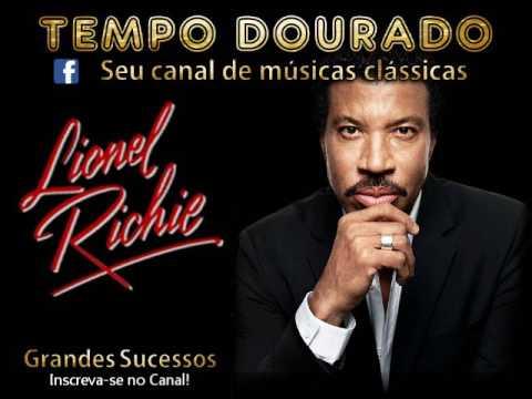 Lionel Richie - sucessos dos anos 80 e 90.