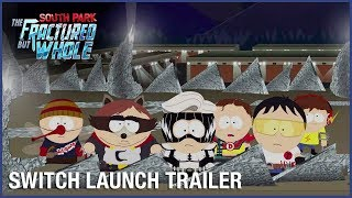 South Park: The Fractured But Whole: Switch Launch Trailer