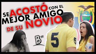 EXPONIENDO INFIELES ECUADOR 🇪🇨   Ep.2   Se Acostó Con su Mejor Amigo 🍆🔥😱😍