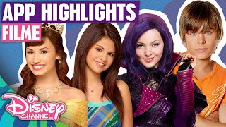 App Highlights: Die Filme | Disney Channel App 📱