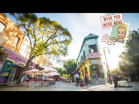 La Boca & El Caminito: Buenos Aires' Most Colorful Neighborhood
