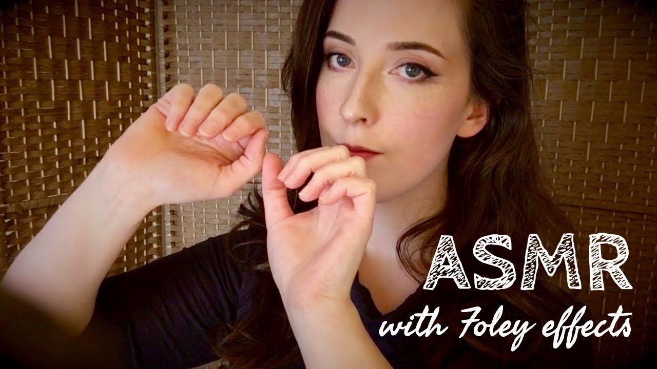 Asmr More Hypnotic Hand Movements Layered Sounds Hand Sounds And Foley Light Triggers