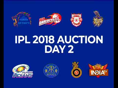 IPL 2018 Auction: Chris Gayle finally bought by KXIP after going unsold twice