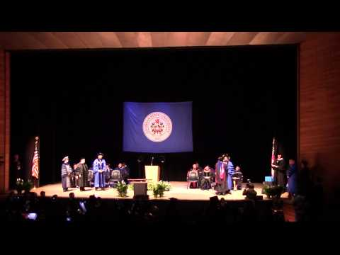 99th PhD Commencement and Hooding Ceremony of Georgia State University