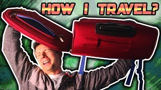 How to TRAVEL WITH PC Parts INTERNATIONALLY? - (Viewer