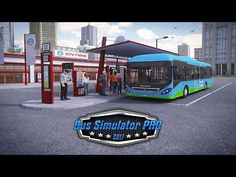 Bus Simulator PRO 2017 By Mageeks Apps & Games - Android / iOS - Gameplay