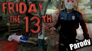 Friday the 13th เจสันล้อเลียน ตลก,ฮา (ขยี้หนัง EP.1)