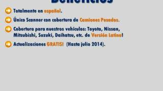 oferta especial del scanner cj4 para centroamrica per bolivia paraguay y uruguay