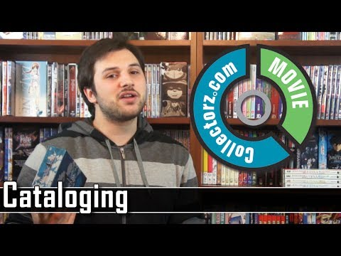 Tips from The Anime Collector - Cataloging: Keeping Track of What You Own