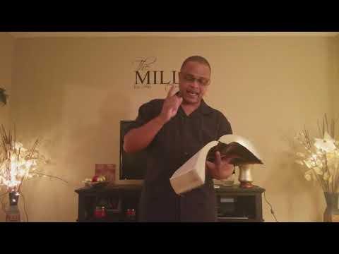 Pastor Wesley Miller Sr. Jesus Ministry Part 1