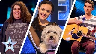 The Best of Britain's Got Talent 2012! | Including Auditions, Semi Final & The Final!