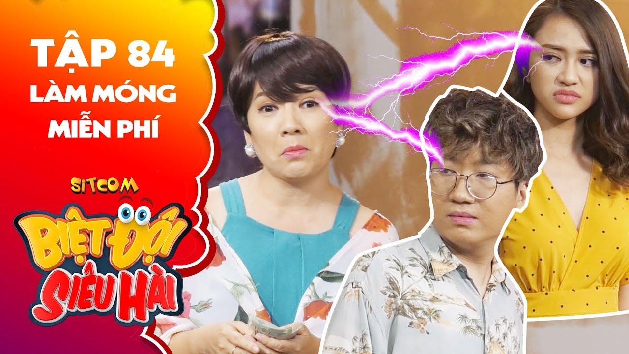 Biệt đội siêu hài|tập 84 - Tiểu phẩm: Thiên Nga, Phát La phát hoảng vì chiêu thức PR của Ngọc Trinh