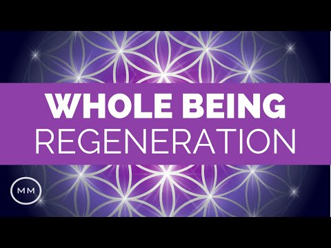 Whole Being Regeneration: Full Body Healing - 3.5 Hz & 7.83 Hz - Binaural Beats