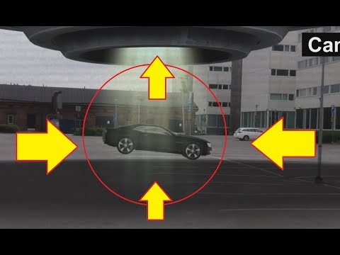 CAN THIS BE REAL? ALIEN UFO CAR ABDUCTION!!!