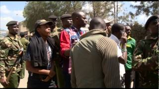Police Arrest Over 100 Gang Members in Kayole